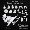 Warploque Miniatures Dwarf Monster Hunt 2
