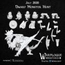 Warploque Miniatures Dwarf Monster Hunt 2