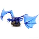 Wizkids Adult Sapphire Dragon11