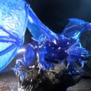 Wizkids Adult Sapphire Dragon4