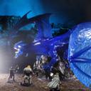 Wizkids Adult Sapphire Dragon8