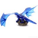 Wizkids Adult Sapphire Dragon9