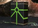 3D Alien Worlds Necrontyr Card Box 3