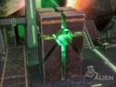 3D Alien Worlds Necrontyr Energy Monolith 3