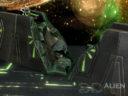 3D Alien Worlds Necrontyr Ruined Wall 1