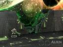 3D Alien Worlds Necrontyr Ruined Wall 2