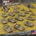 BF Team Yankee American Starter Force