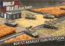BF Team Yankee Assault Gun Platoon (x5)