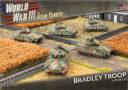 BF Team Yankee Bradley Troop (Plastic)