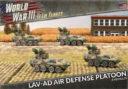 BF Team Yankee LAV AD Air Defense Platoon