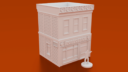 Corvus Games Terrain Urban Post Office