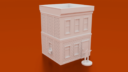 Corvus Games Terrain Urban Post Office2