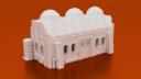 CorvusGamesTerrain3Dprintable15mmscifioutpostcompoundbuildingType4 X1400