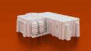 CorvusGamesTerrain3Dprintable15mmscifioutpostcompoundbuildingType5 X1400