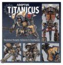 Games Workshop Adeptus Titanicus Cerastus Knights Acheron & Castigator 2