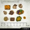 Kromlech Fantasy Town Marketplace Set 2 4