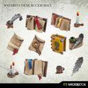Kromlech Wizard's Desk Accesories 1