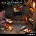 Kromlech Wizard's Desk Accesories 2