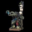 MG Undead Arkosaur Necromancer 1