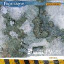 PWork Wargames Frostgrave Wargames Terrain Mat 5