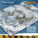 PWork Wargames Frostgrave Wargames Terrain Mat 8