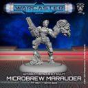 Privateer Press GenCon (Online)Exclusive The Microbrew Marauder
