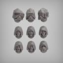 Reptilian Overlord Coven Squad STL Set 2