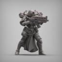 Reptilian Overlord Coven Squad STL Set 4