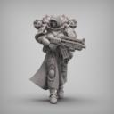 Reptilian Overlord Coven Squad STL Set 5