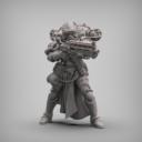 Reptilian Overlord Coven Squad STL Set 7