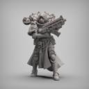 Reptilian Overlord Coven Squad STL Set 8