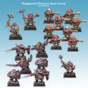 SC Thargomind Dwarves Army Starter