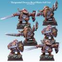 SC Thargomind Dwarves Royal Blades Full Unit