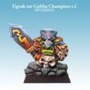 Spellcrow Ugruk Tar Goblin Champion V.1