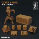 Titan Forge CyberforgeJuly 20 Terrain