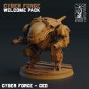 Titan Forge CyberforgeWP CF CED MK1