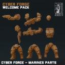 Titan Forge CyberforgeWP CF Marine Parts