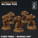 Titan Forge CyberforgeWP CF Marine Unit