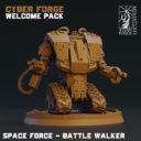 Titan Forge CyberforgeWP SF Battle Walker