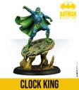 Batman Miniature Game Clock King 1