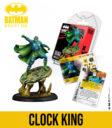 Batman Miniature Game Clock King