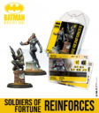 Batman Miniature Game Soldiers Of Fortune Reinforces