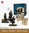 Harry Potter Miniature Game First Years English
