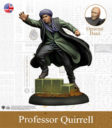 Harry Potter Miniature Game Quirrel English 1
