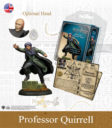 Harry Potter Miniature Game Quirrel English