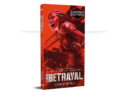 Infinity Betrayal Graphic Novel Limited Edition 1