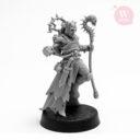 Artel W Miniatures Ravenous Assassin & Warlock Of The Crimson Legion11