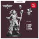 Artel W Miniatures Ravenous Assassin & Warlock Of The Crimson Legion4