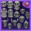 Bad Squiddo Games Ogre & Demon Skulls (14) 1