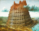 Bild 4Pieter Bruegel The Elder The Tower Of Babel (Rotterdam) Google Art Project Edited